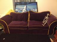 Crown Royal Couches  full size&love seat