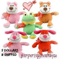 valentine stuffies