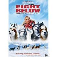 Eight Below dvd