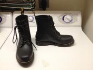 Doc Marten blk boots