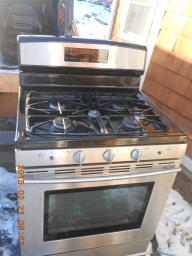 Jenn-Air Convection gas Range Oven