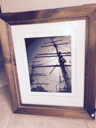 Tall Ship rigging picture