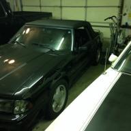 1993 Mustang GT convertible