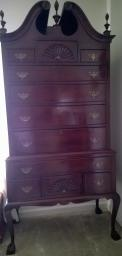 Highboy Chest - Antique