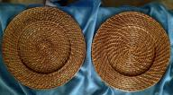 Wicker Chargers