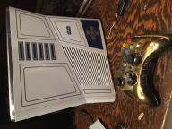 Limited Edition Star Wars R2D2 Xbox 360 (350 GB)