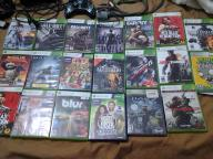 xbox 360 and accessories and games all you see