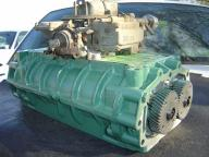 Detroit Diesel 6V53N Blower, Rebuilt in the Box, Ready to use.