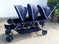 Baby Trend Triplet Stroller -new price!!!