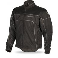 XL FLY COOLPRO MOTORCYCLE JACKET - BLACK