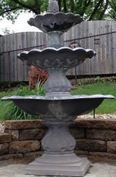 3- Tier Water Fountain