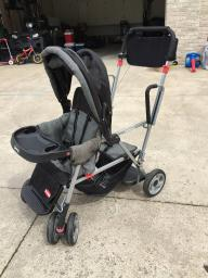 Stand n Ride Double Stroller