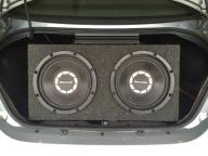 Car Audio - Sub/Amp Package