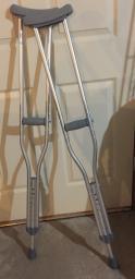 Crutches, MediChoice