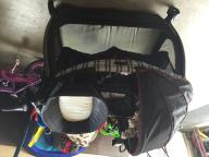 Eddie Bauer baby sleeper/play yard w/ change station.