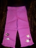 Faded Glory Purple Infant Pants