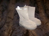 Cherokee Brand Brown Suede Boots