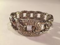 Chain Linked In Love Embellished Bracelet