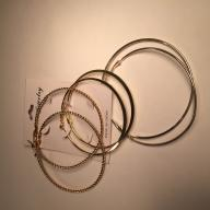 Hoopla Earrings (3sets)