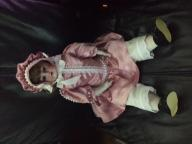 Original Ceramic Doll