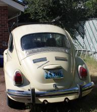 1971 volkswagon super beatle