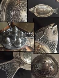 Turkish Serving Pieces