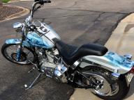 2004 Harley Davidson softail motorcycle