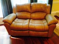 Living room furniture - sofa, recliner, love seat