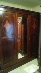 Antique armoire 1920s