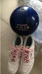 Women's bowling shoes