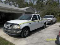 1999 FORD F150 EXTENDED CAB
