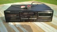 dual cassette player (fisher) componant