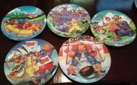 mcdonalds plates