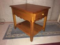 End tables, set of two