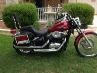 2004 KAWASAKI VULCAN CLASSIC MOTORCYCLE