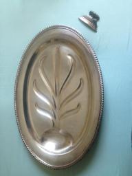 Silverplate Oneida Fiesta Platter