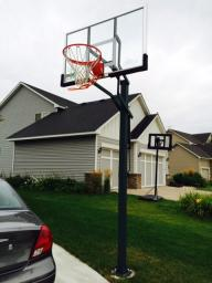 Basketball Hoop - Goaliath hoop system