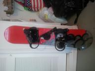 rossignal Snowboard