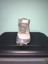 Nike Huarache women's rubber spikes size 7