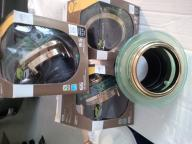 set of four halo recessed lights