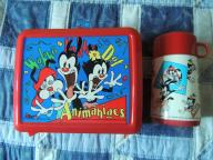 Animaniacs Lunchbox with thermos