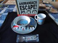 Animaniacs Dinnerware