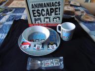 Animaniacs Dinnerware