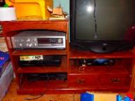Small Entertainment Center