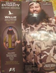 Willie Duck Dynasty Halloween Costume