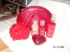 Strawberry gift set body shop