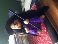 Annalee Halloween Witch Doll - 2003