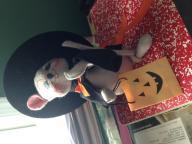 Annalee Halloween Witch Doll