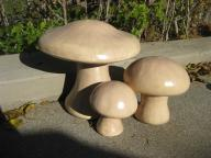 Decorative Item Mushrooms