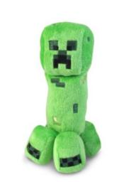 Minecraft Plush Creeper - New